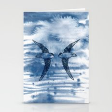 Swift Pair Stationery Cards