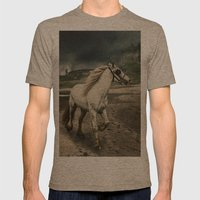 The Gypsy Wanderer Mens Fitted Tee Tri-Coffee SMALL