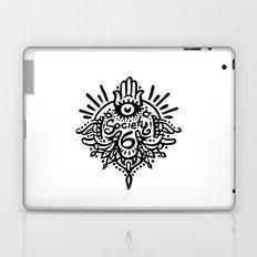 Society 6 - Hindi W Laptop & iPad Skin