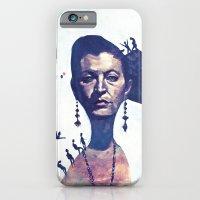 Lady Horizon iPhone 6 Slim Case