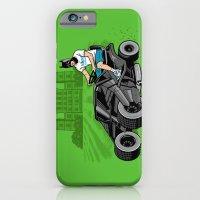 The Bat-mow-bile iPhone 6 Slim Case