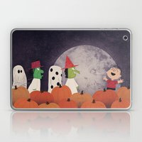 The Great Pumpkin Laptop & iPad Skin
