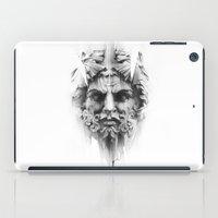King Of Diamonds iPad Case