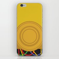 Star Wars - C3PO iPhone & iPod Skin