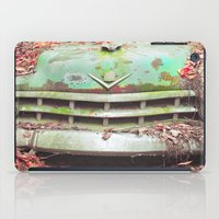 Old Chevy Blues iPad Case