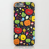 Fruticas pattern iPhone 6 Slim Case
