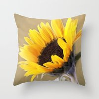 Bright Hope Throw Pillow