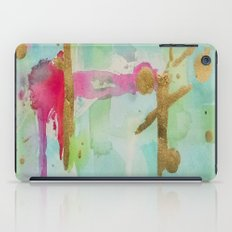 Minted Illusions iPad Case