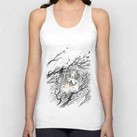Could It Be The Wind? Unisex Tank Top