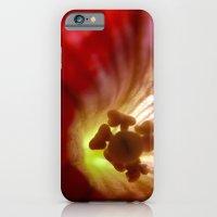 Red Flower iPhone 6 Slim Case