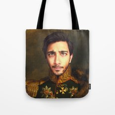 His Infernal Majesty Tote Bag