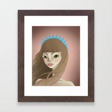 Wind Swept Framed Art Print