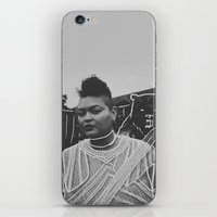 Brienne and the Bear  iPhone & iPod Skin