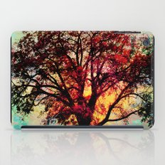 Fall Tree 2 iPad Case