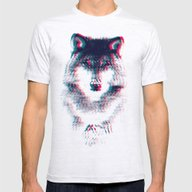 T-shirt featuring Act Like A Wolf.  by Mason Denaro