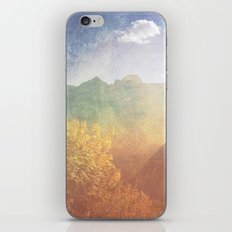 Montana iPhone & iPod Skin