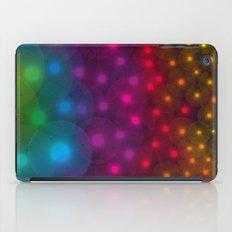 SF Dandelion Rainbow iPad Case