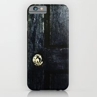 iPhone & iPod Case featuring Doctor Who: Who has the Tardis key? by Christine Leanne