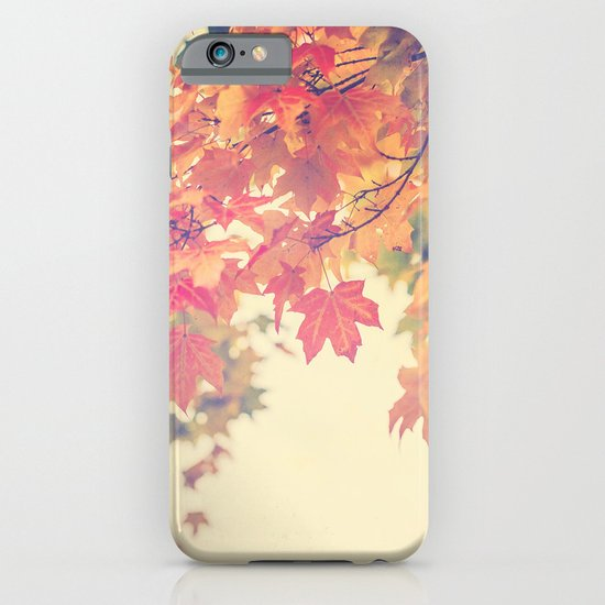 Hello Autumn  iPhone & iPod Case