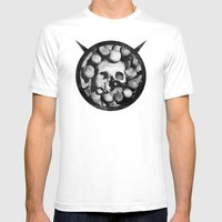 Once Were Warriors XV. Mens Fitted Tee White SMALL