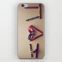 Children Love | I Love Y… iPhone & iPod Skin