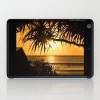 Those Summer Nights iPad Case