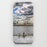 London City Airport iPhone 6 Slim Case