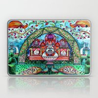 Happiness castle Laptop & iPad Skin