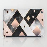 Diamonds 1 iPad Case