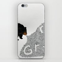 Grrrrrr... iPhone & iPod Skin
