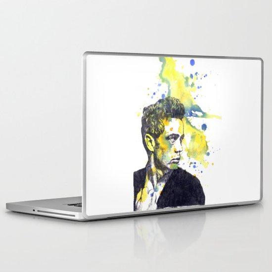 James Dean Laptop & iPad Skin
