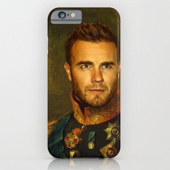 Gary Barlow - replaceface iPhone & iPod Case
