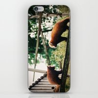 Stand Off iPhone & iPod Skin