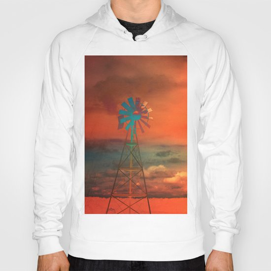 Red Sky at Night Hoody