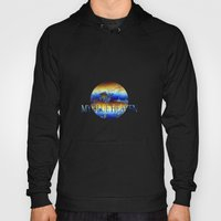 ABSTRACT - My Blue Heave… Hoody