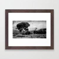 Paradise Valley Framed Art Print