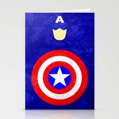 Captain America: Avenger… Stationery Cards