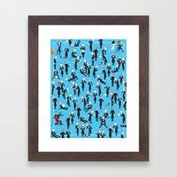 Where's Woody? Framed Art Print