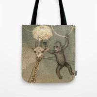 Tote Bag featuring Friends forever by Ruta13