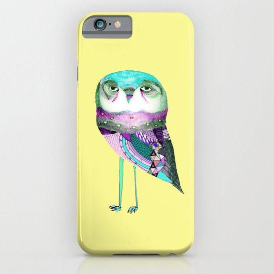 Blue Owl iPhone & iPod Case