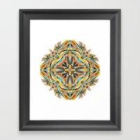 Nibel Framed Art Print