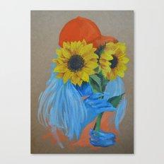 Sunflower Season Canvas Print