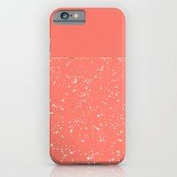 XVI - Peach 1 iPhone 6 Slim Case