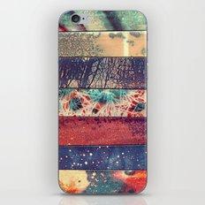 DESCONCIERTO iPhone & iPod Skin