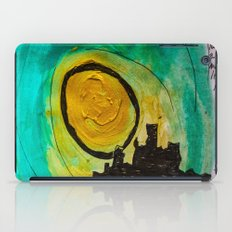 Man Of The City iPad Case