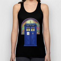 The Sexiest Ship In The … Unisex Tank Top