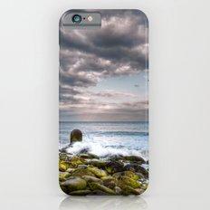 Stormy Beach iPhone 6 Slim Case