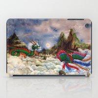 Dragon and Pheonix iPad Case