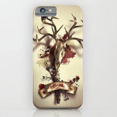 Blight, alternate version iPhone 6 Slim Case