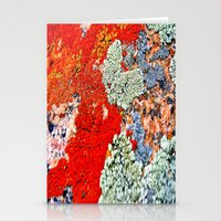 Likin' This Lichen Stationery Cards